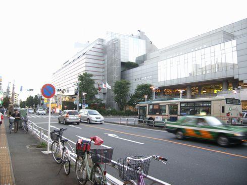 西部新宿線 本川越駅